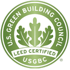 U.S. Green Building Council - Leed Certified